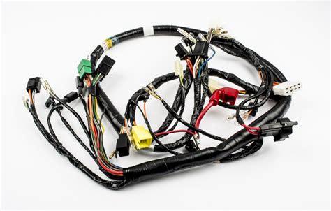 Suzuki Wiring Harness Genuine Suzuki Gsx R750 G H 1986 1987 Wiring Harness