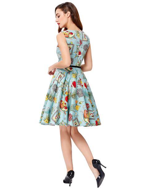 50 s swing viva mexico 50s swing dress 1950sglam