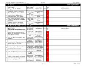 audit worksheet template humorholics