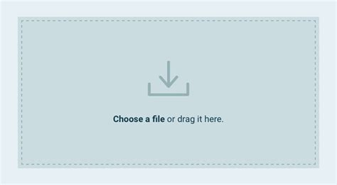 ui pattern drag and drop drag and drop file uploading css tricks