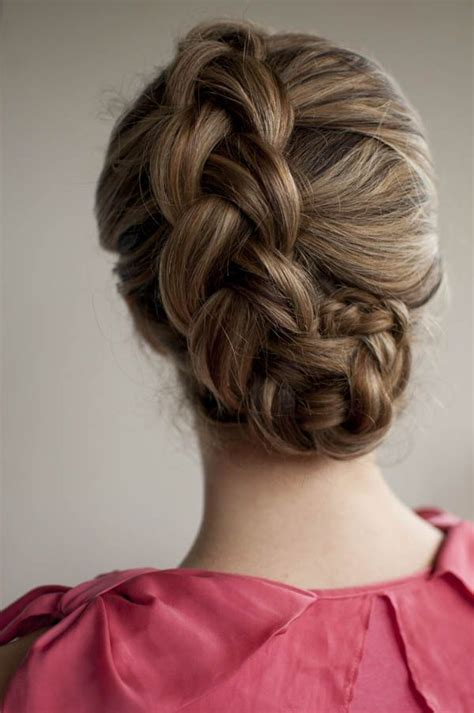 Wedding Updos That Lays Flat Intertwined With Jems | 938 best images about locs coils braids and twists i on