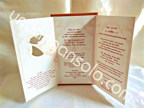 Cetak Undangan Non Blanko Undangan Pernikahan Blanko Undangan