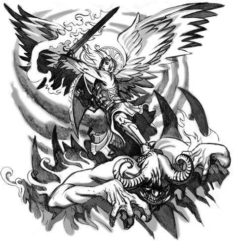 tattoo angel killing demon guardian angel killing demon google s 248 k tattoos