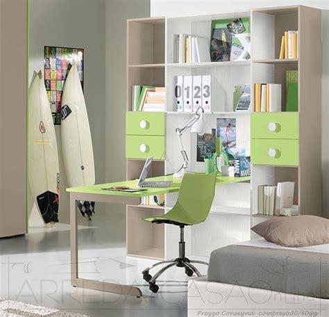 scrivania con libreria per cameretta libreria e scrivania cameretta bambini gt0002lib prezzo