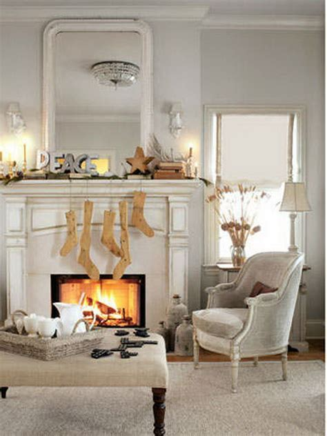 country christmas decorating ideas home 60 elegant christmas country living room decor ideas
