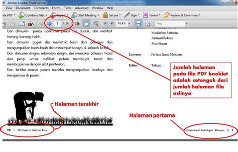 layout buku word fardian imam m membuat layout buku dengan ms word