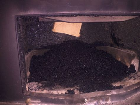 Fireplace Creosote by Creosote Removal