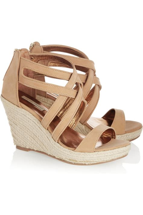 Twelfth St By Cynthia Vincent Wedges twelfth cynthia vincent leather espadrille wedge