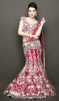 Indian bridal wear trends 2014 indian wedding dresses stylespoint
