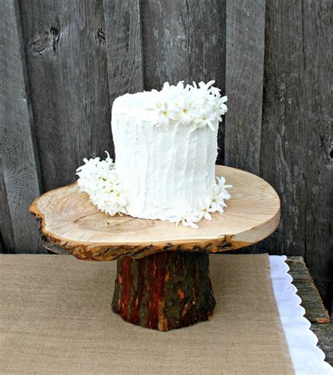 Wedding Cake Holder by Rustic Wedding Cake Stand By Rustic Wedding Shop