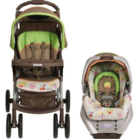 purple winnie the pooh car seat and stroller this car seat stroller combo baby room
