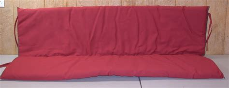 glider swing replacement cushions 1 outdoor swing glider cushion flame solid 30 w x 56