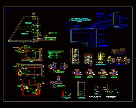 plumbing details  autocad cad   kb
