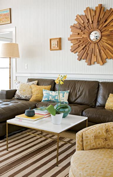 yellow and brown living room yellow and brown room contemporary living room angie