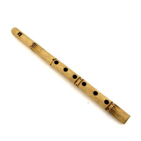 Essential Home Decor Suling Bamboo Flute Hilltribe Ontario