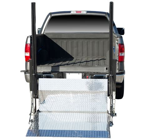 truck bed lift liftgator xtr lift gate free s h and price match guarantee