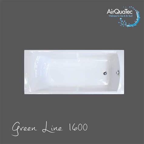 low bathtub low edge ridge profile bathtub 160 x 70 cm square easy
