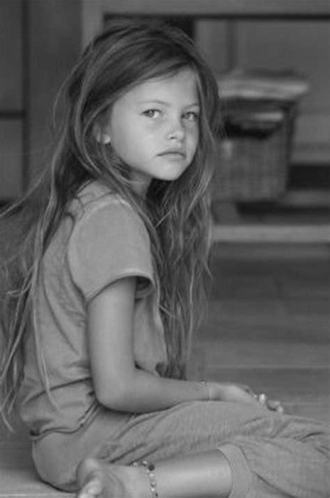 little girl models ages 10 orange blossom thylane lena rose blondeau