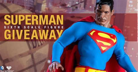 Superman Giveaways - instagram superman giveaway sideshow collectibles