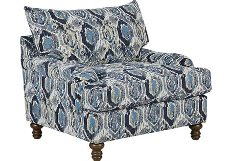 Azura Blue Accent Chair   Accent Chairs (Blue)