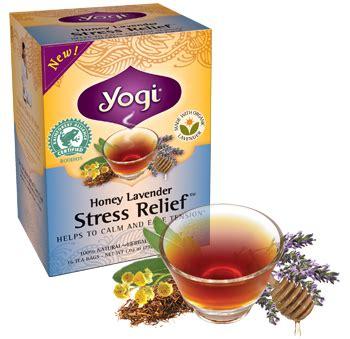Honey Lavender Stress Relief Yogi During Detox by Relax With A Cup Of Honey Lavender Stress Relief Yogi Tea