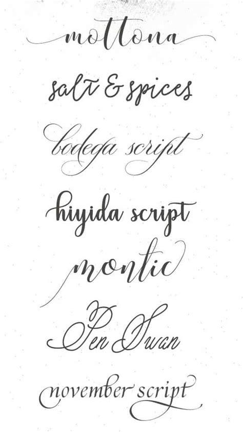 Letras para tatuajes diferentes diseños y estilos de