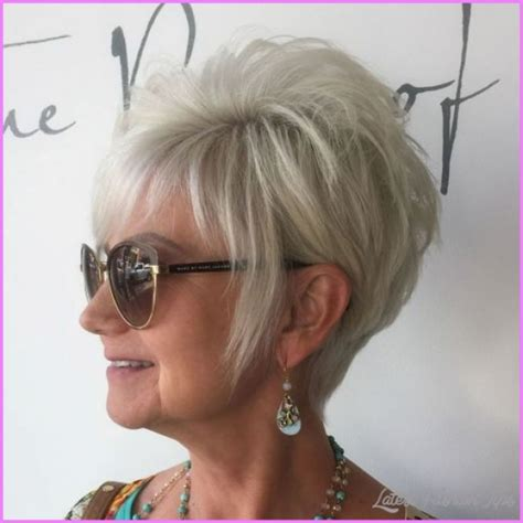short hairstyles for glasses short hairstyles for women over 50 with glasses