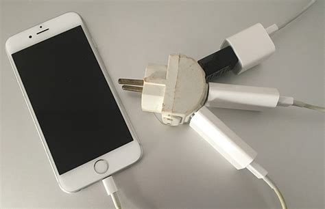 fix a broken iphone charger how to fix a broken iphone charger in 2 ways