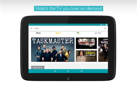 film 4 catch up app app uktv play watch catch up tv apk for kindle fire