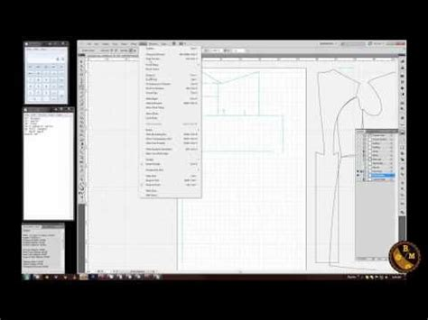 pattern cutting with adobe illustrator pattern drafting using adobe illustrator brief overview