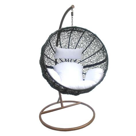 hã ngesessel kaufen swing chair h 228 ngesessel h 228 ngestuhl polyrattan schwebesitz