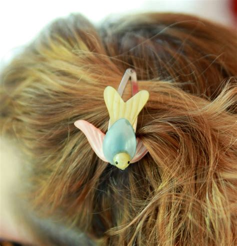 where to find a hair accessorie called a bump it for the crown of your head easy diy vintage brooch hair accessories my so called