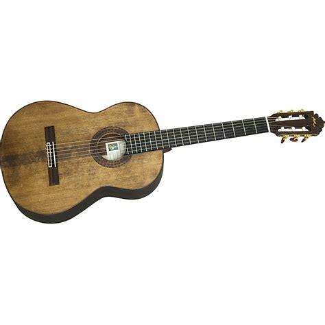 Gitar Classic Nilon New Shelby New manuel rodriguez model d string acoustic guitar vintage finish music123
