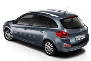 Renault Clio Grand Tour Renault Clio Grandtour Technical Details History Photos
