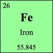 Symbol For Iron On Periodic Table by You Can T Spell Ironman Without Iron Bgo12 S