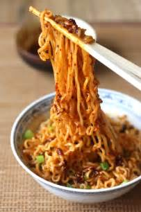 i believe i can fry ramen noodles with spicy korean chili