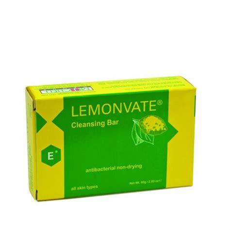 Sleek Baby Antibacterial 80 Gram lemonvate anti bacterial soap 80g import it all