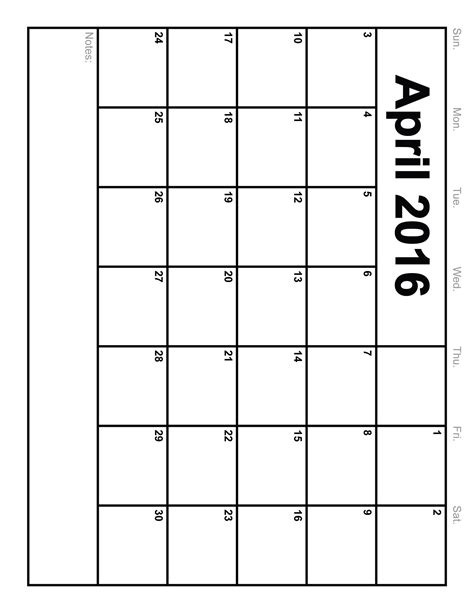 4 month blank calendar template download calendar