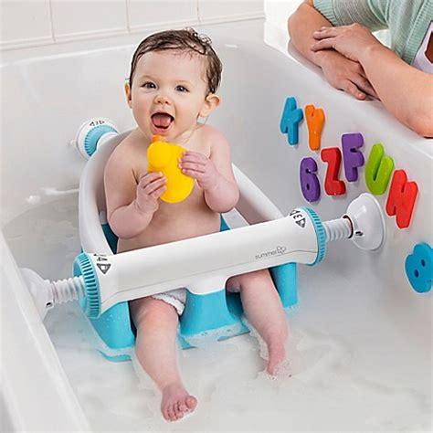 tub seat for baby summer infant 174 my bath seat bed bath beyond