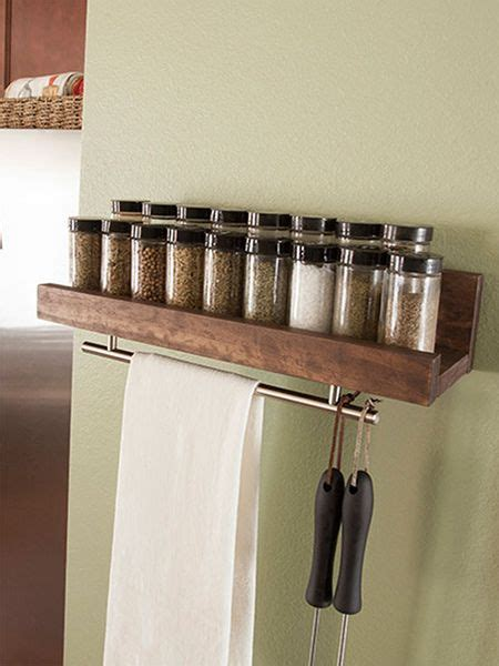 diy corner spice rack 9 best images about cookbook storage ideas on