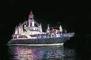 boat parades in mission bay and san diego bay light up the