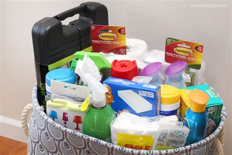 household gifts housewarming gift basket how to nest for less