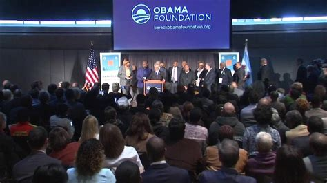 140 Firms Have Applied For Obama Presidential Library