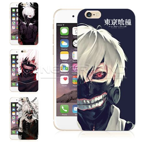 Tokyo Ghoul Comic Iphone 5 5s Se 6 Plus 4s Samsung Htc Sony Cases 3 tokyo ghoul bloody kaneki anime back cover for iphone 5 5s 6 6s plus ebay