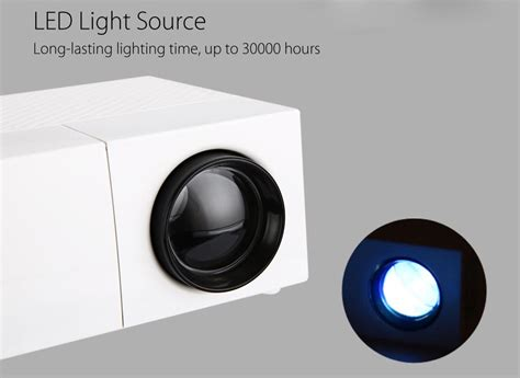 Lcd Proyektor Mini Portable proyektor mini lcd portable bisa nonton dimana
