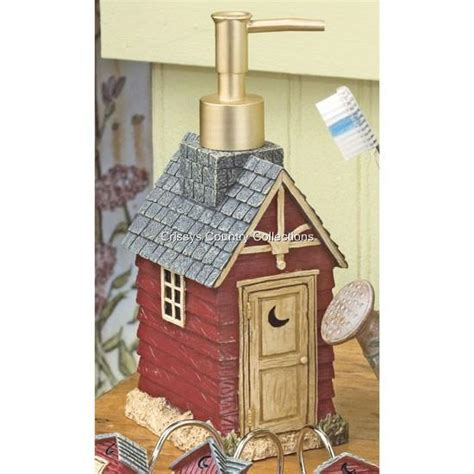 outhouse window curtains linda spivey outhouse shower curtain hooks new ebay