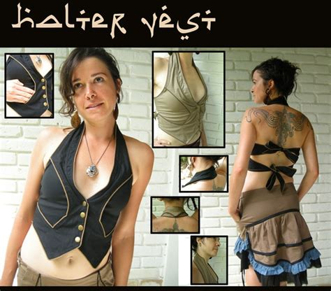 Cotton Halter Vest by 41 Best Store Goodies The Clothes Images On