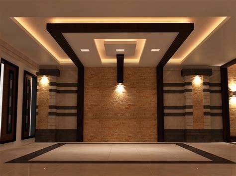 cropped pop ceiling design  hall false ceiling designs