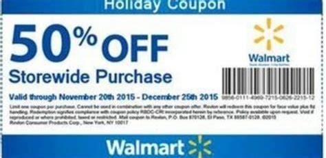 walmart coupon code 2015 coupons promotional codes here s what you need to know about those half off walmart