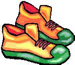 imagenes animadas de zapatos galeria de gifs animados gt vestuario gt zapatos deportivos